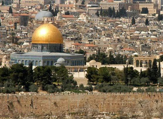 Par ordre alphabétique, des villes et des villages . - Page 5 Jerusalem_mosquee_omar_2