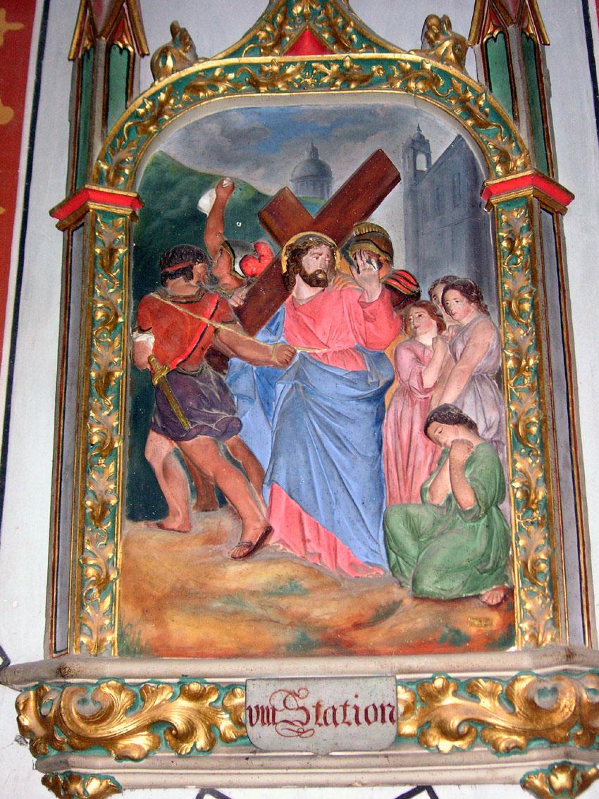 jesus rencontre les femmes de jerusalem