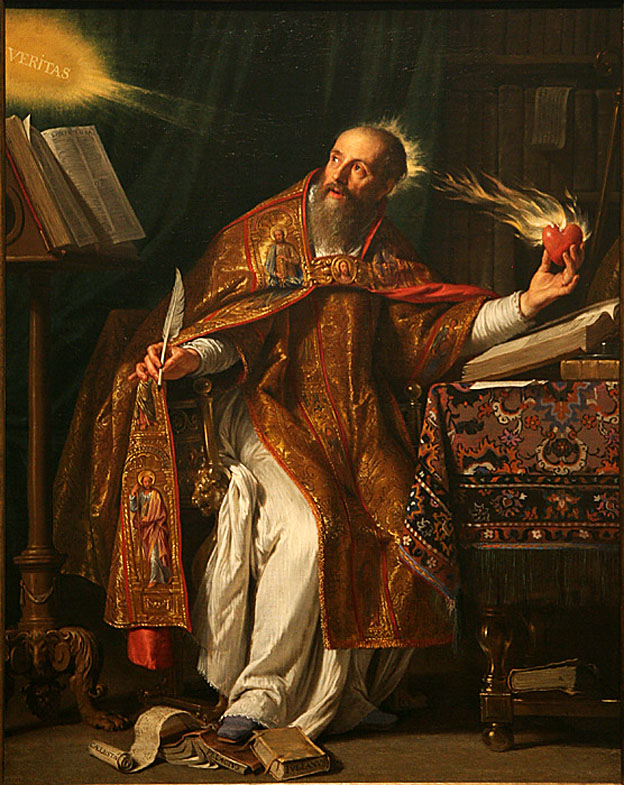 a comparison between theodicy views of irenaeus and st augustine